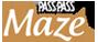 PassPass Maze Logo