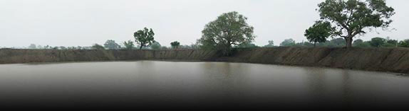 Water Conservation Lake