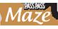 PassPass Maze Compressed Logo