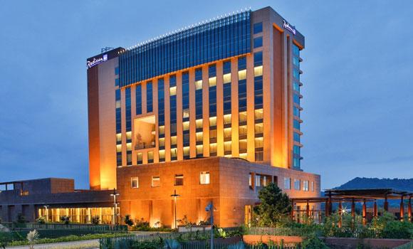 Radisson Blu Hotel, Guwahati