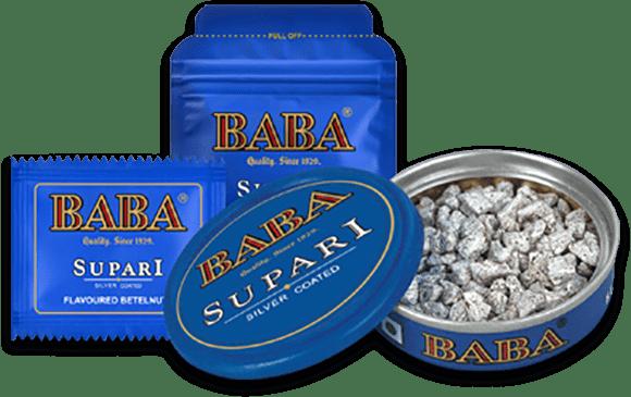 BABA Supari