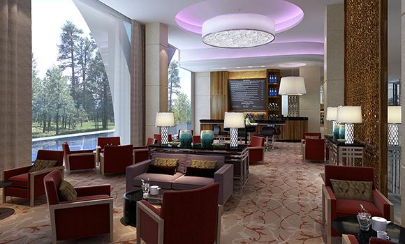 Crowne Plaza Hotel, Jaipur